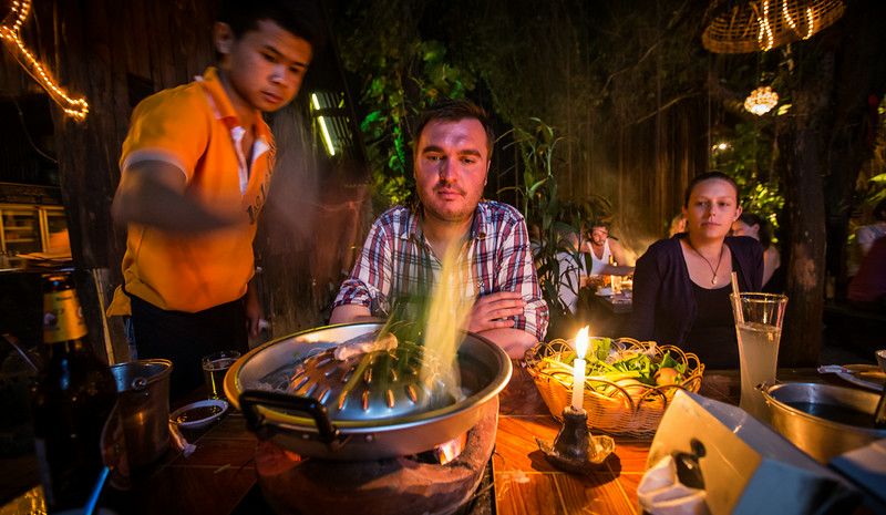 LaoLao BBQ in Luang Prabang
