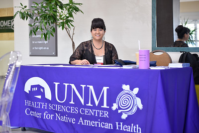 UNM Center for Native American Health, CNAH (2018)