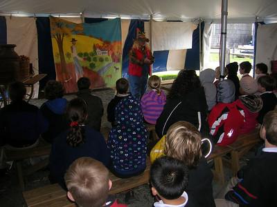 Second Grade Visits Merrymead Farm