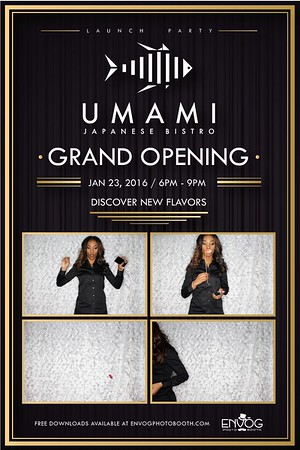 Umami's Grand Opening (prints)