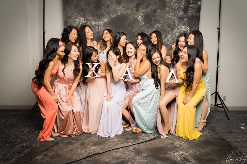 Chi Alpha Delta Fall 18 Formals