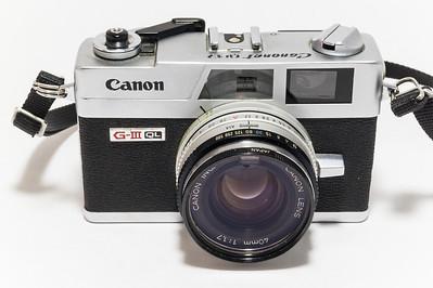 Canonet QL17, 1972