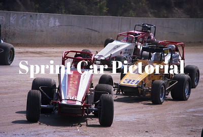 Eldora 09-27-87 USAC 4-Crown