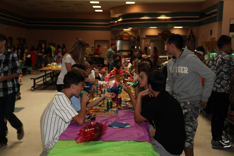 2015 Northwood 8th Grade Party - June 12