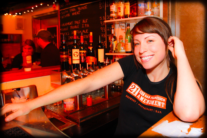 Wonderful Bartender