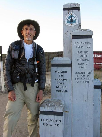 2008 Pacific Crest Trail