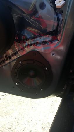 2010 Chevy Cobalt Front Door Speaker Installation - USA