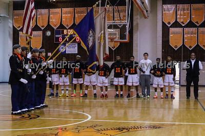 Boys Varsity Basketball v Chantilly 12/16/14