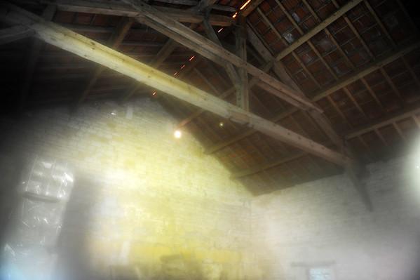 Maison hantée en Bourgogne