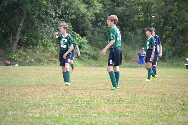Reserve Soccer vs. Hartford--9.20.14