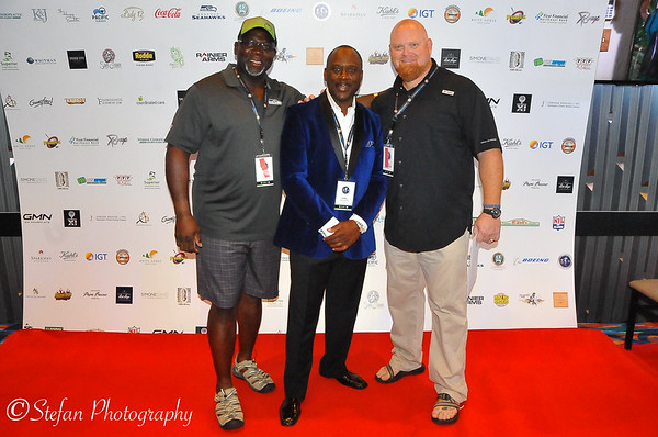 09-10-17 VIP Cocktail Party For Randall Morris Golf Tournament