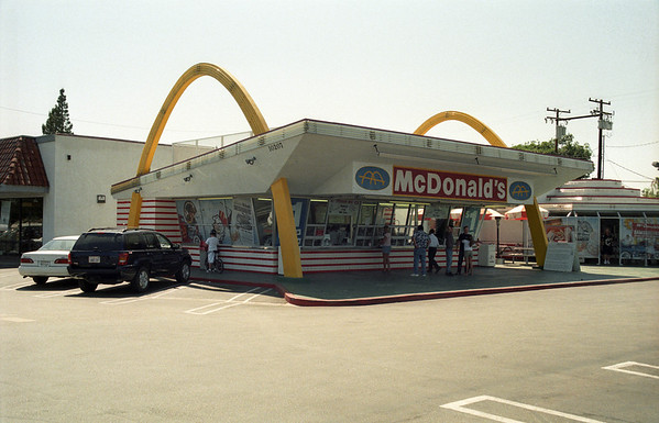 Oldest McDonalds