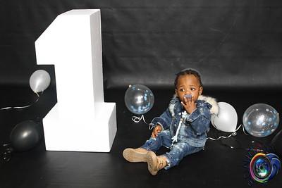Quadell 1 yr Birthday Shoot