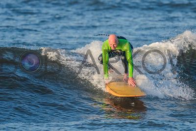 Surfing Long Beach 6-10-17