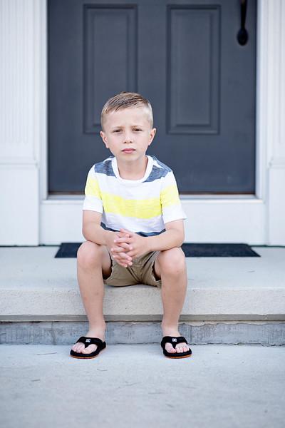 Williamsport Child Photographer: 8/20/16 Linkin is SIX!