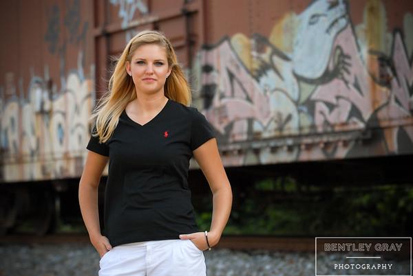 Amanda Richey-Senior Portrait
