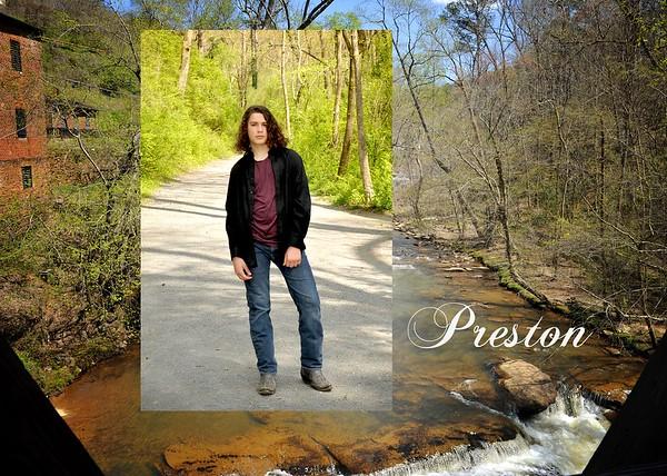 Preston Portraits 2019