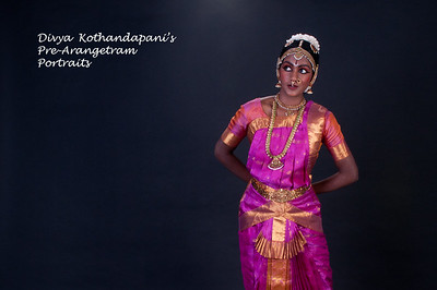 Divya Kothandapani's Arangetram