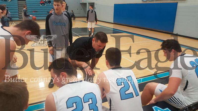 Seneca Valley Basketball-mens