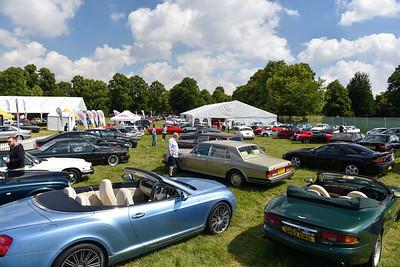 The London Classic Car Show 2021 Syon Park