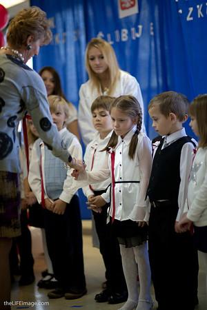 polska szkola mianowanie pierwszoklasistow