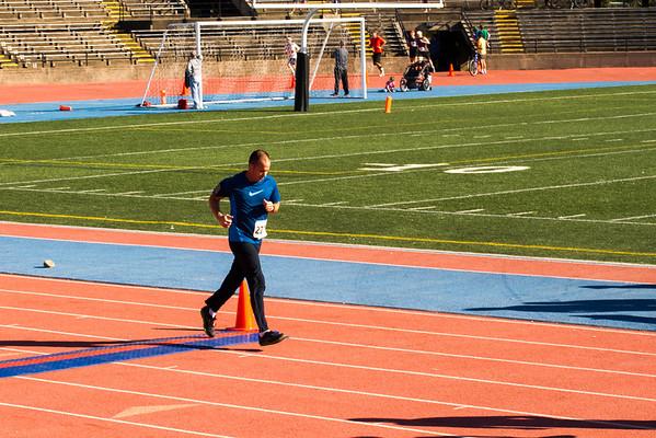 Turkey Race Finale of Runners