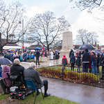 Cranleigh Village Remembrance Service 2018