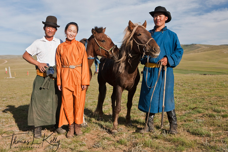 Mongols of Monkhe Tingri. Mongolia.