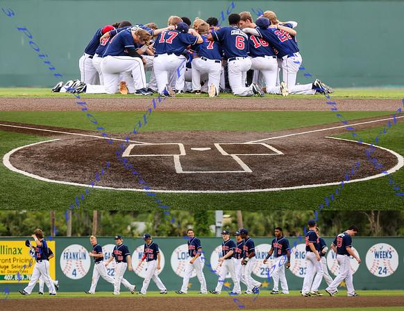 LBHS V Baseball vs. Winter Park - April 14, 2016