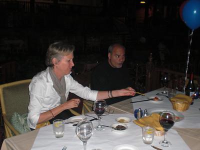 Mom, Beth, Jon October 09
