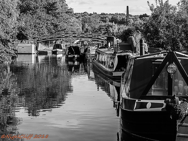 Bumblehole Canal Festival (15.09.2018)