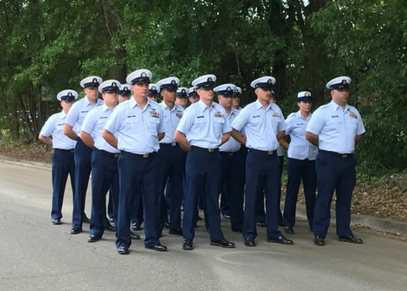 May 8, 2018 - Oaklawn Mmorial Ceremony