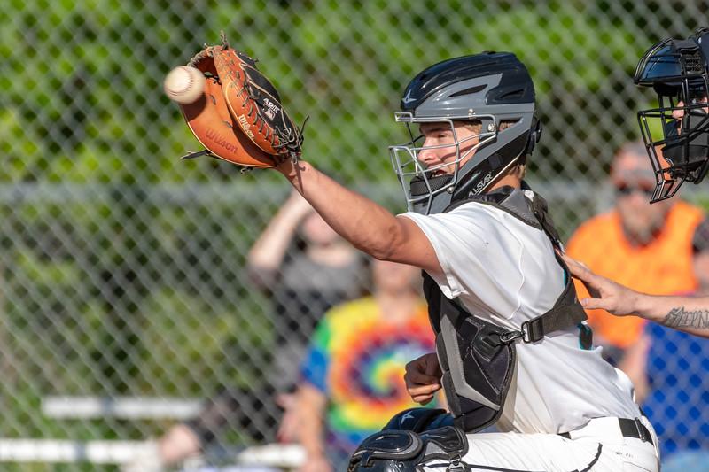 2019-05-09 Oscar Smith vs Hickory Junior Varsity Baseball