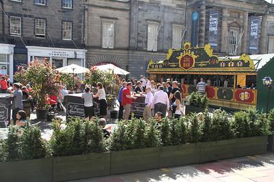 Edinburgh Festival 2012