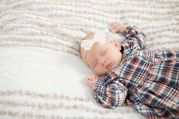 Dubois Family Newborn Session
