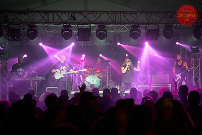 2019.08.23. - Rudán Joe Band a XII. Zorall Sörolimpián