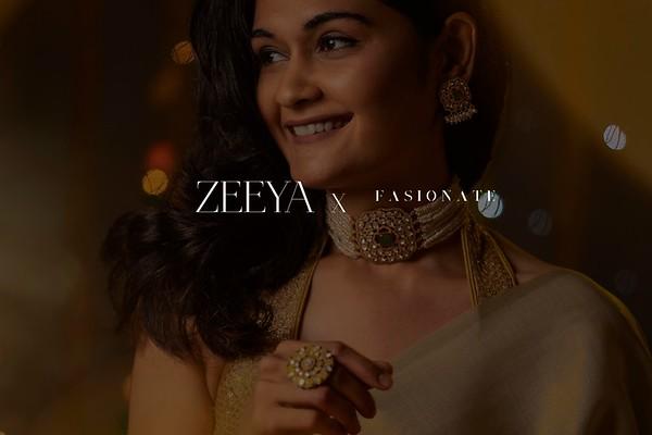 Zeeya x Fasionate