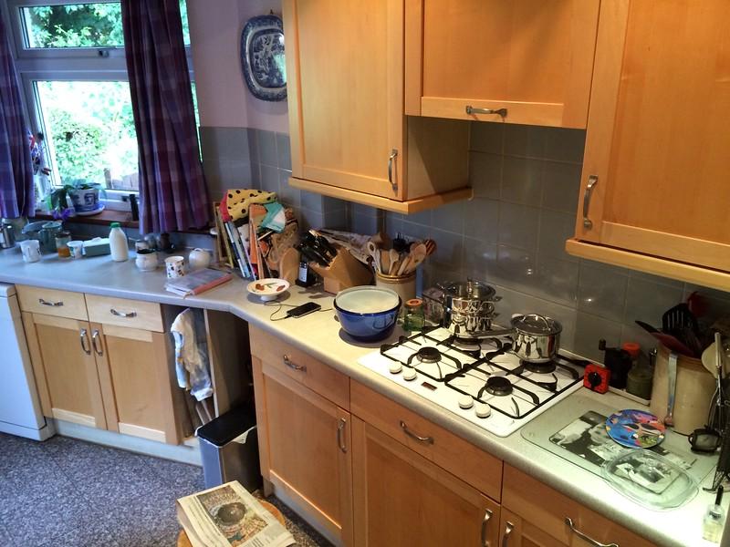 Kitchen 7 before