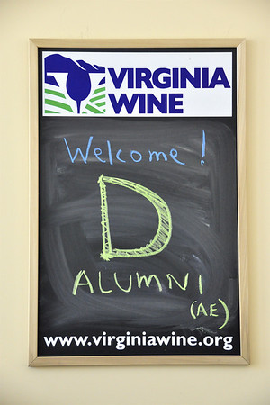Dartmouth DC DuCard Vineyard Tour April 2011