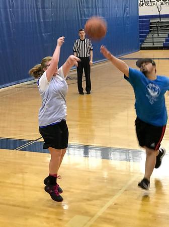 Maddie's Basketball Tournament 3.9.19