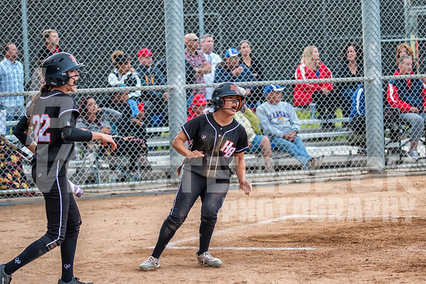 Huntington Beach HS vs Los Alamitos HS 4/25/2017
