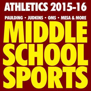 MIDDLE SCHOOL SPORTS 2015-16
