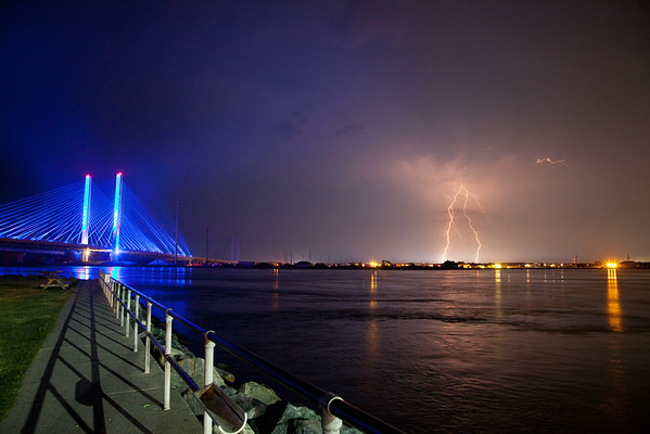 Indian River Inlet Storm