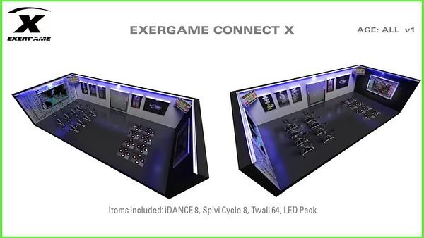 Exergame Connect X