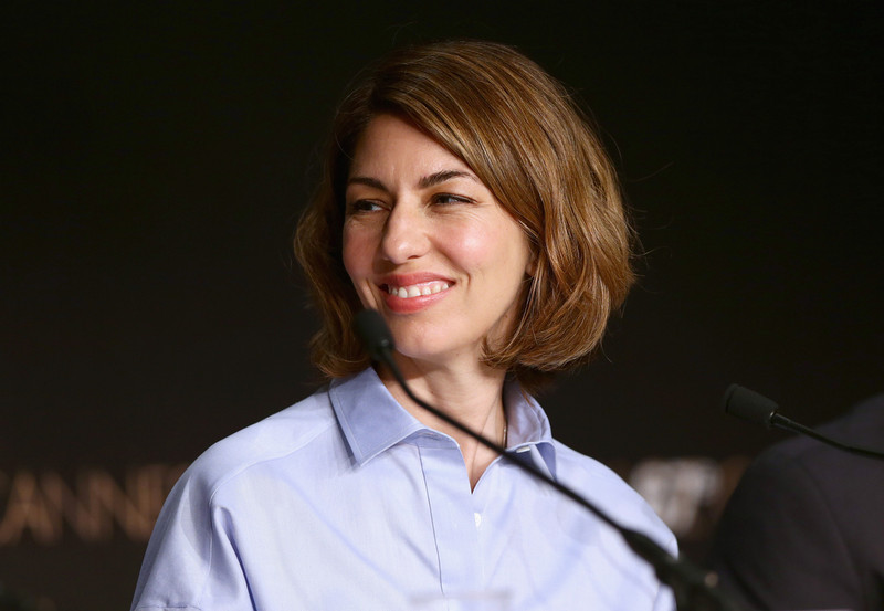 . Jury member Sofia Coppola attends the Jury press conference during the 67th Annual Cannes Film Festival on May 14, 2014 in Cannes, France.  (Photo by Vittorio Zunino Celotto/Getty Images)