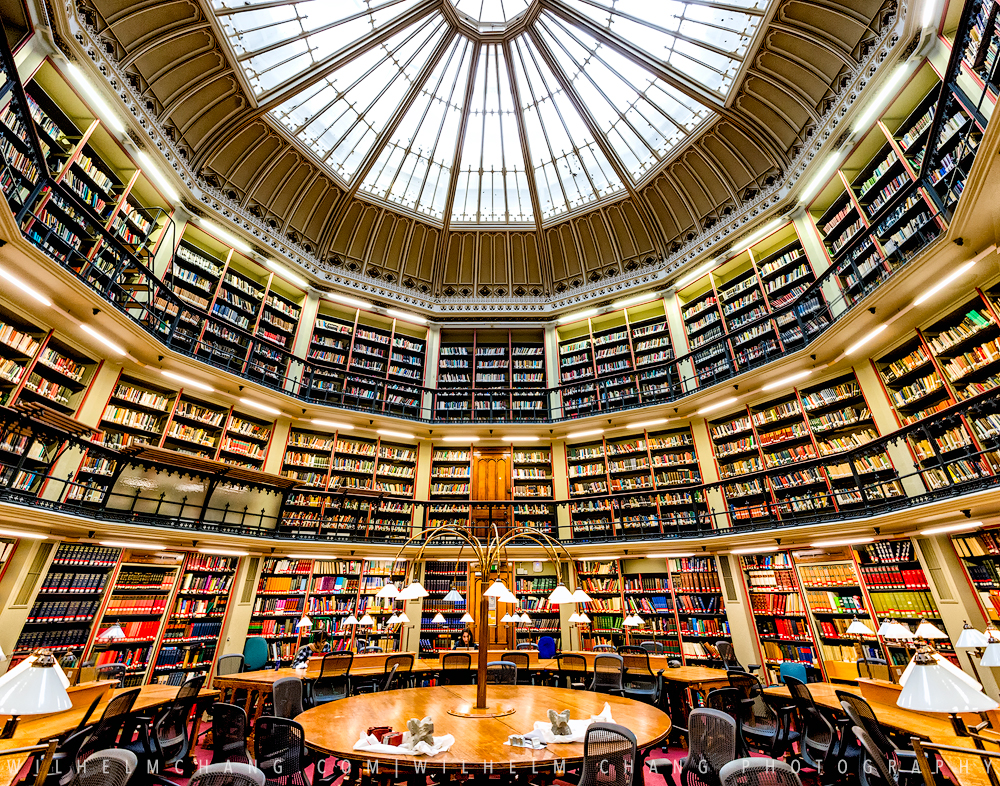 到倫敦攝影 Maughan圖書館 Maughan Library by 旅行攝影師 張威廉 Wilhelm Chang Photography