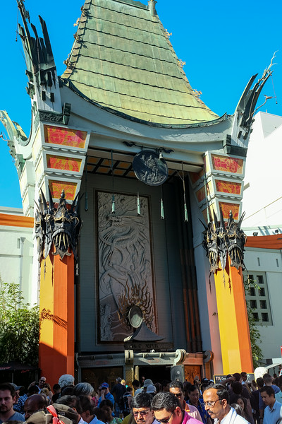 The Chinese Theater.