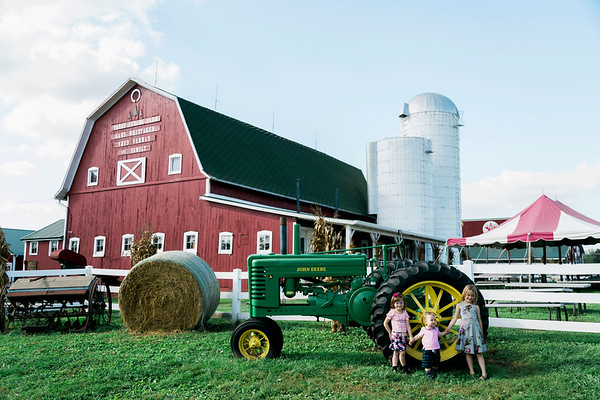 Fall Family Session at Three Cedars Farm