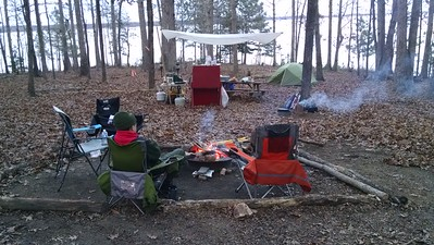 Capture the Flag Camping - December 2016