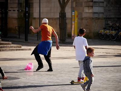 Street Life -- Danse ta life